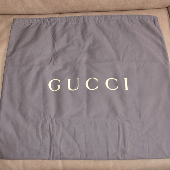 Gucci Bags Dust Bag Fully Lined Made In Italy 22 X 19